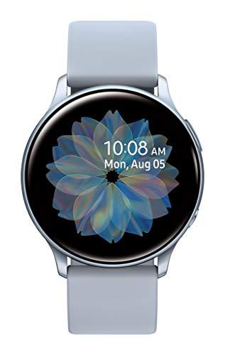 三星 Galaxy Watch Active 2(40 毫米、GPS、蓝牙)智能手表,具有高级健康功能……