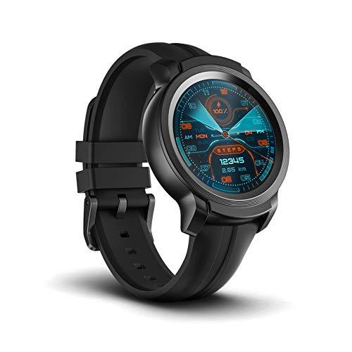 TicWatch E2 智能手表,内置 GPS 5ATM 防水 24 小时心率监测...
