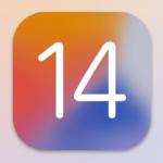 iOS 14 标志