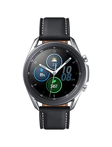 三星 Galaxy Watch 3(45 毫米、GPS、蓝牙)智能手表,具有高级健康功能……